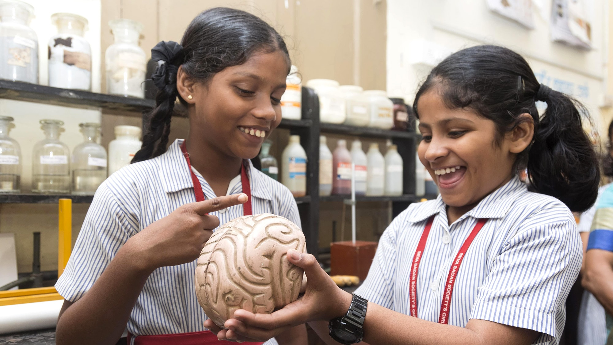 Sevasadan - Girls Matter