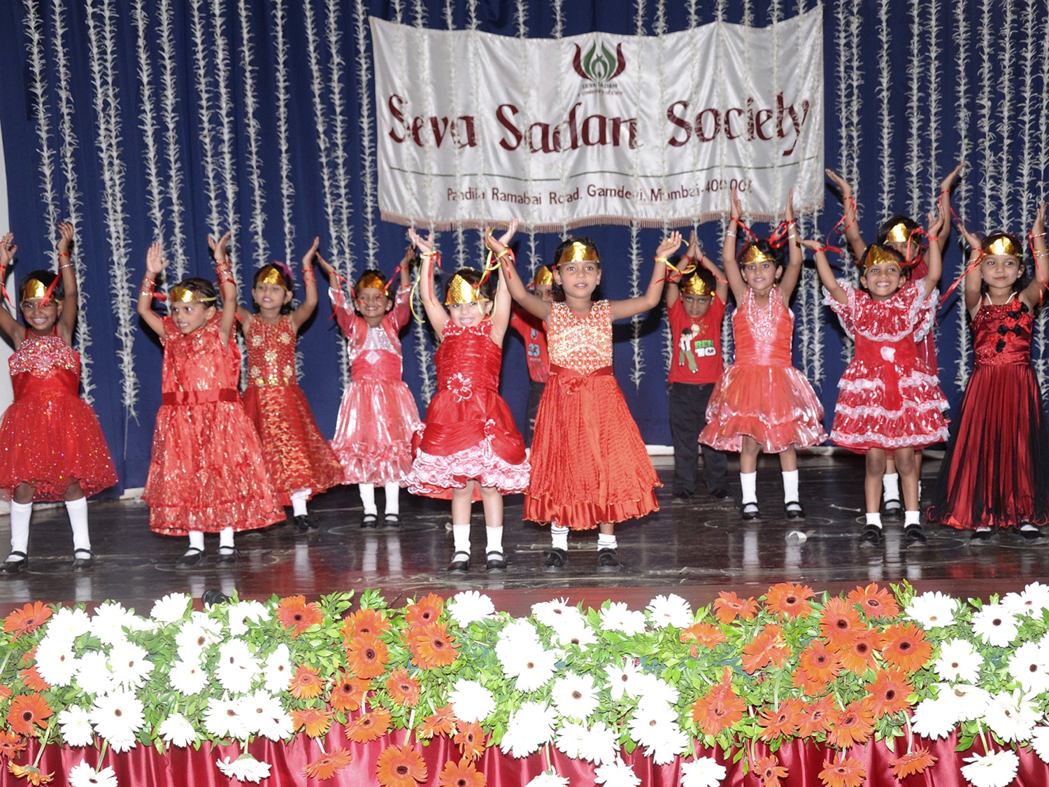 Marathi students' Annual Day