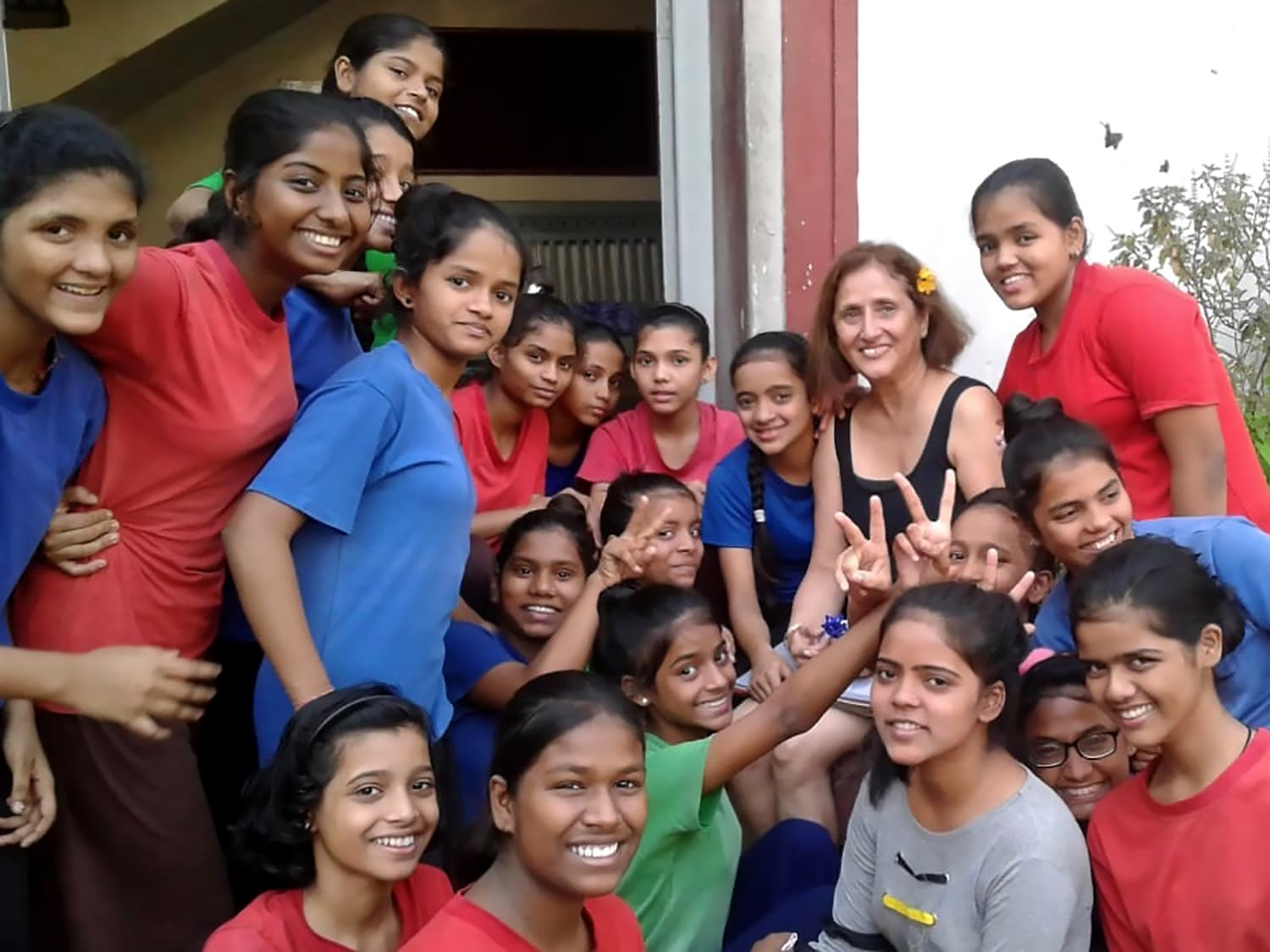 Support a cause - Sponsor fresh milk for 82 girls
