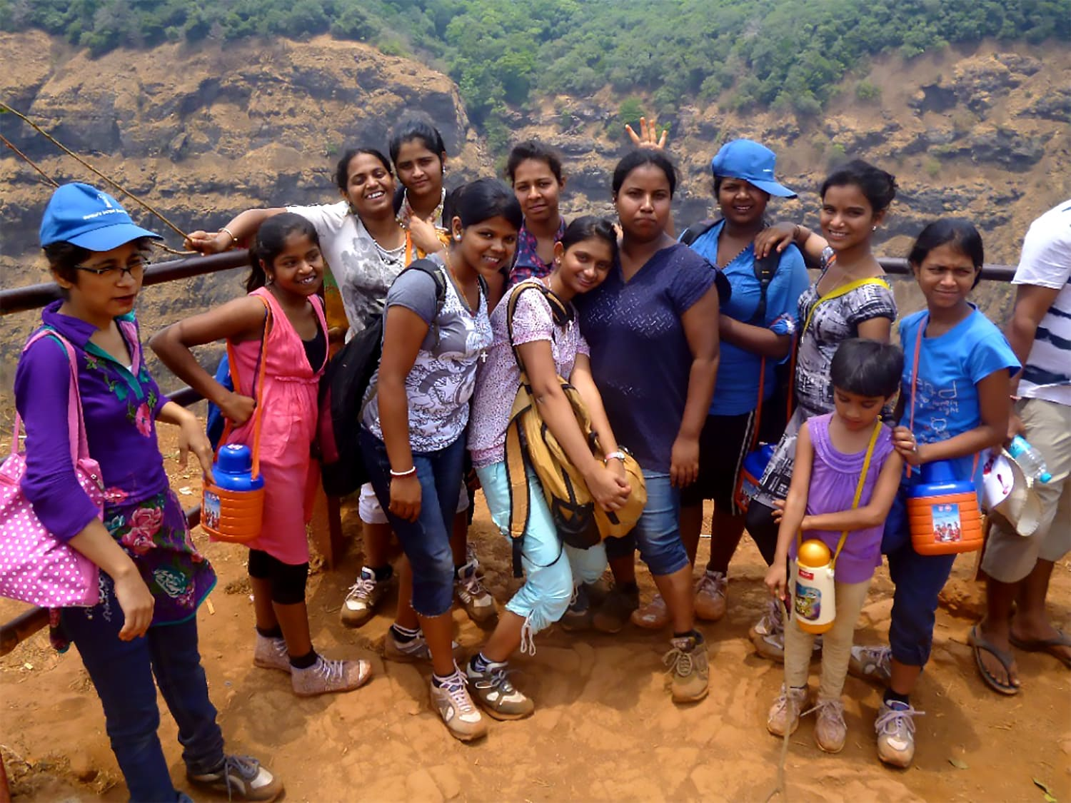 Sponsor an outing for 82 girls